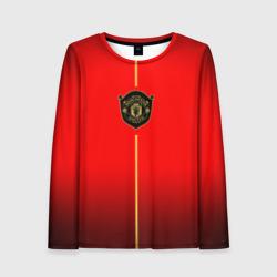 Манчестер Юнайтед лого 2020