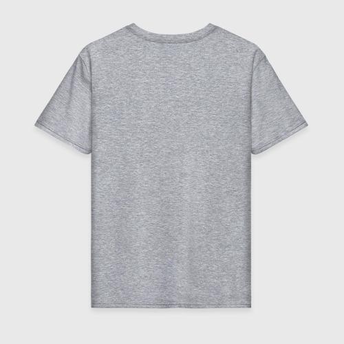 Мужская футболка хлопок БУМАЖНЫЙ ДОМ за  1260 рублей в интернет магазине Принт виды с разных сторон