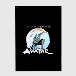 Аватар Легенда об Аанге