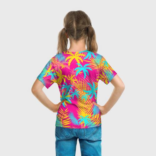 Детская футболка 3D BRAWL STARS SPROUT TROPICAL за  1090 рублей в интернет магазине Принт виды с разных сторон