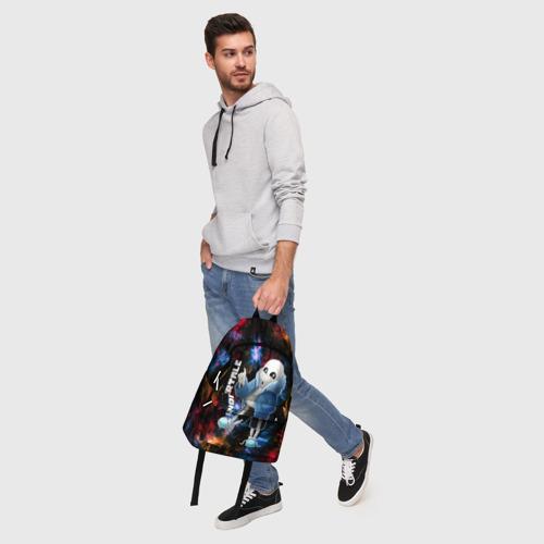 Рюкзак 3D UNDERTALE | АНДЕРТЕЙЛ Фото 01