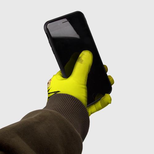 Перчатки 3D CYBERPUNK 2077 KEANU REEVES Фото 01