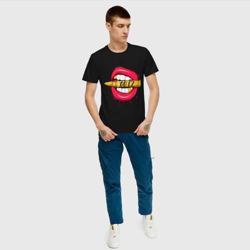 Мужская футболка хлопок Valorant GG EZ за  1260 рублей в интернет магазине Принт виды с разных сторон