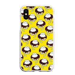 Котики в пончиках