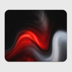 BLACK RED WAVES | АБСТРАКЦИЯ
