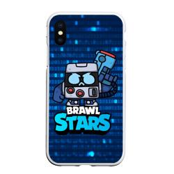 virus 8 bit brawl stars Blue