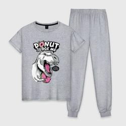 Donut judge me