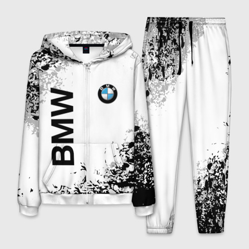 Мужской костюм 3D BMW. Фото 01