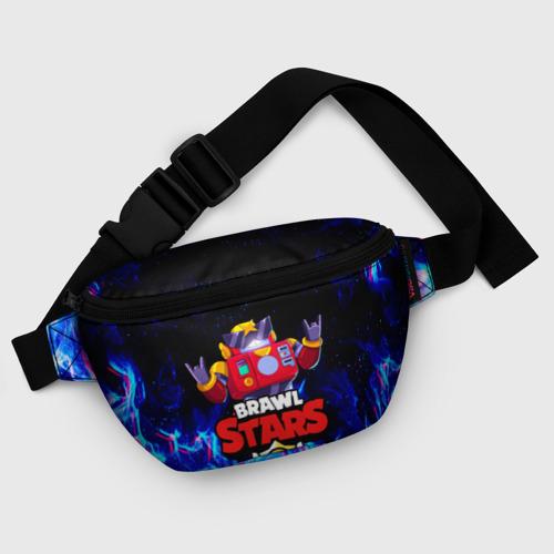 Поясная сумка 3D БРАВЛ СТАРС SURGE | ВОЛНА Фото 01