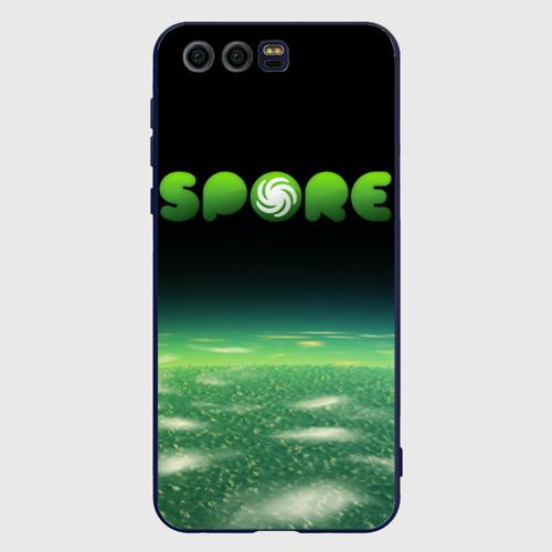 Чехол для Honor 9 Spore Green   СПОР (Z) Фото 01