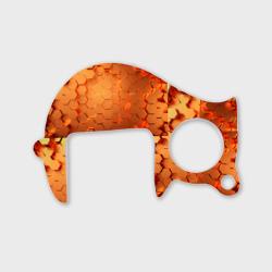 Золотые 3D плиты