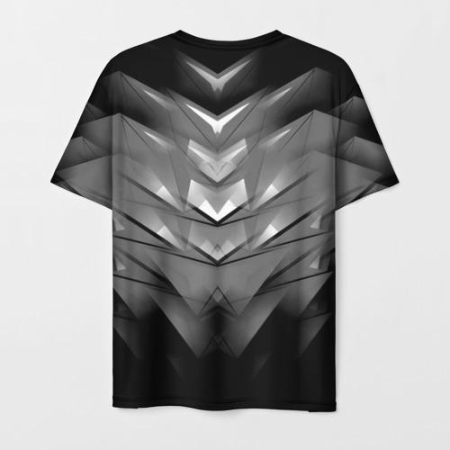 Мужская футболка 3D NISSAN. Фото 01