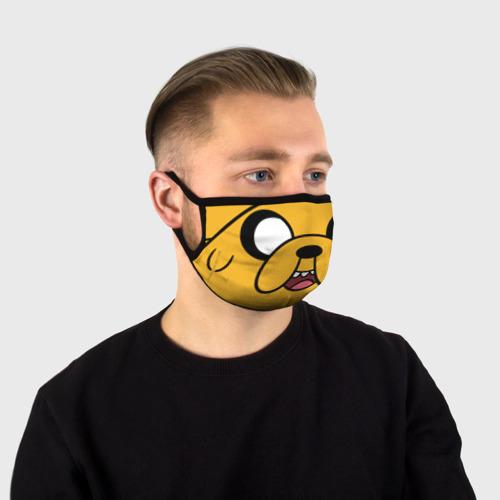 Маска защитная (+5 фильтров) Джейк (маска) Фото 01