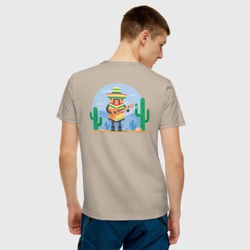 Мужская футболка хлопок Mexico Фото 01