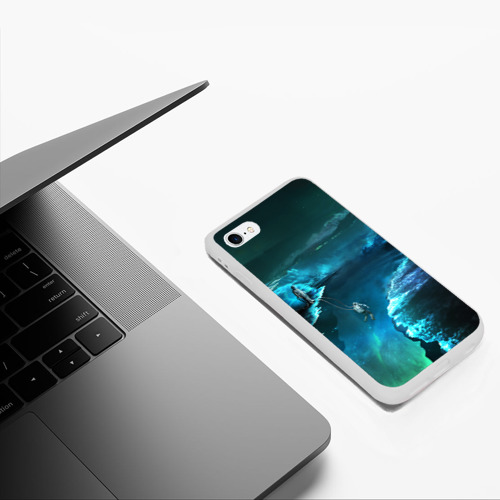 Чехол для iPhone 6/6S матовый ВЫЖИВШИЙ(S) Фото 01