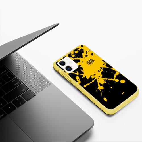 Чехол для iPhone 11 матовый МАКС КОРЖ Фото 01