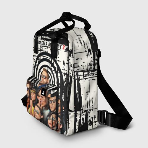 Женский рюкзак 3D The Umbrella Academy Фото 01