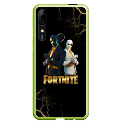 Чехол для Honor P Smart Z Shadow And Ghost Fortnite