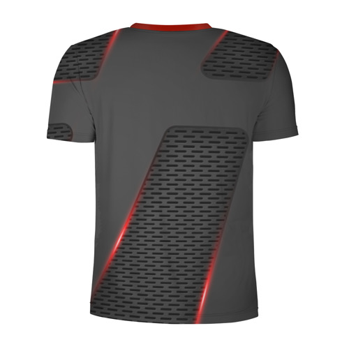 Мужская футболка 3D спортивная HONDA Фото 01