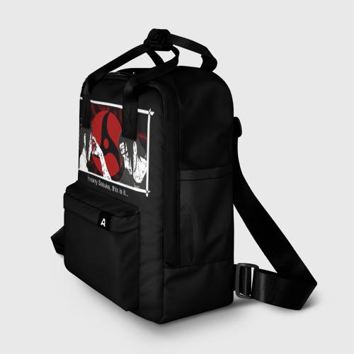 Женский рюкзак 3D Im sorry Sasuke Фото 01