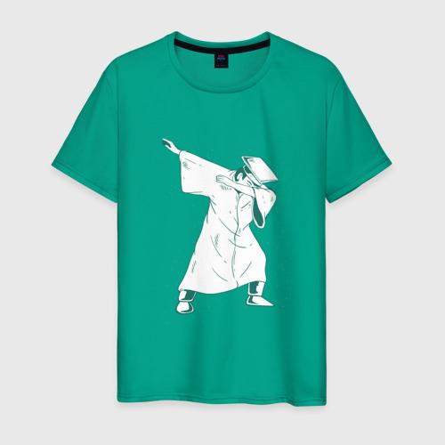 Мужская футболка хлопок Студенческий dab Фото 01