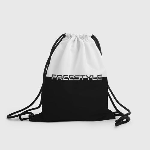Рюкзак-мешок 3D Фристайл FREESTYLE Фото 01
