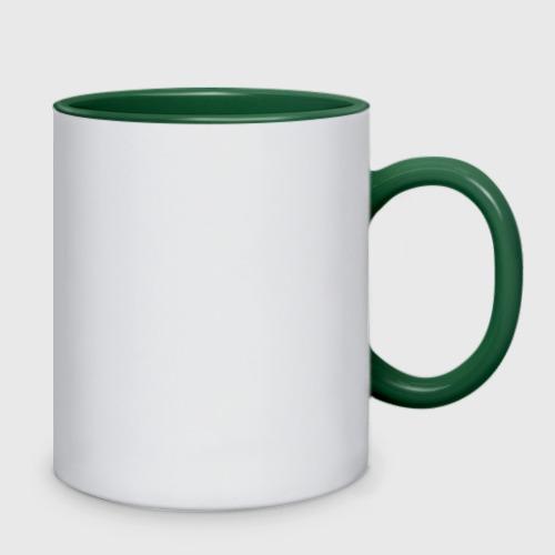 Кружка двухцветная Кофе Фото 01