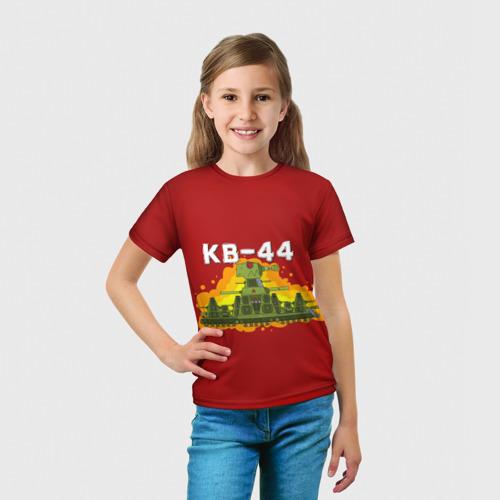 Детская футболка 3D Геранд-шоп Кв-44 Фото 01