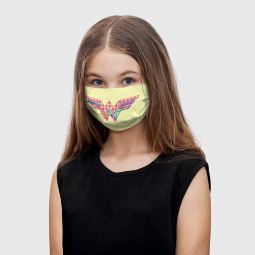 Чудо-Женщина (маска)