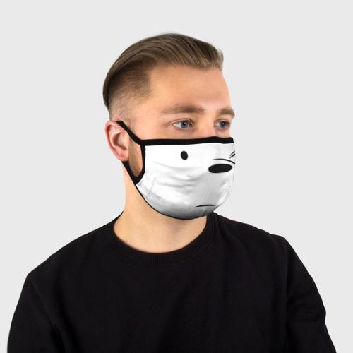 Белый медведь (маска)