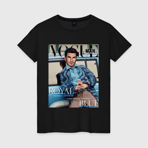 Vogue Люцифер