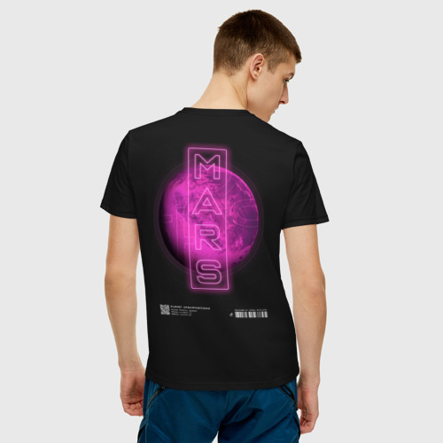 Мужская футболка хлопок MARS (МАРС) Фото 01