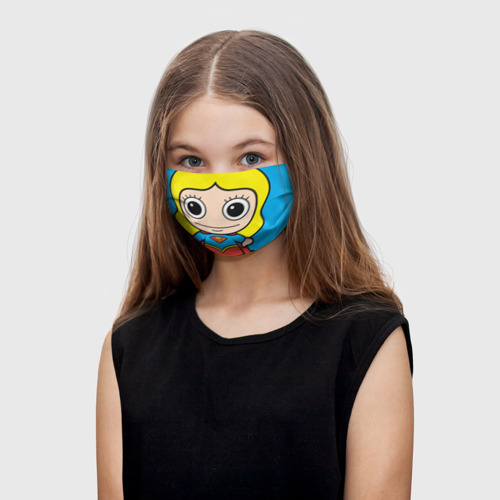Супергерл (маска)