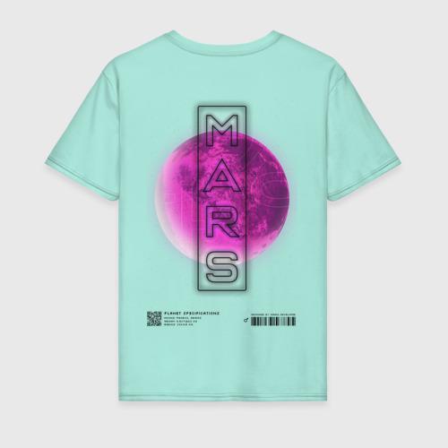 Мужская футболка хлопок MARS (МАРС) Light Фото 01