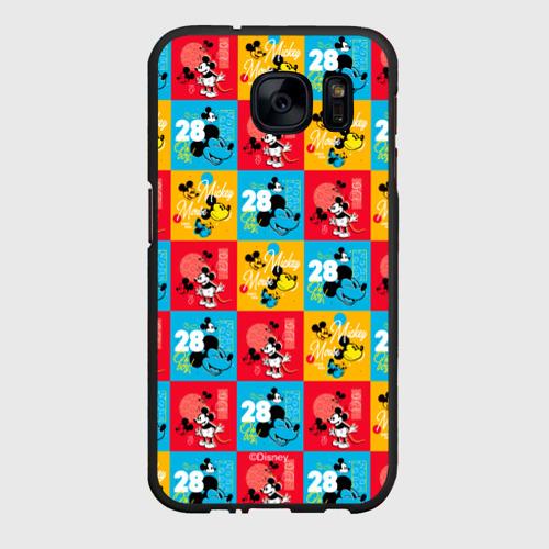 Чехол для Samsung S7 Микки Маус Фото 01