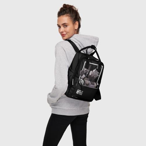 Женский рюкзак 3D Какаши Анбу Конохи Фото 01