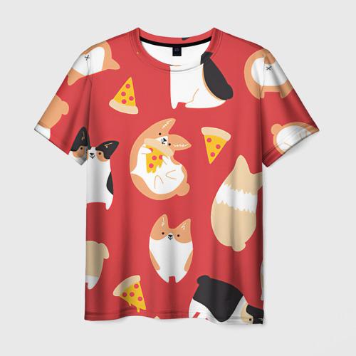 Корги и пицца