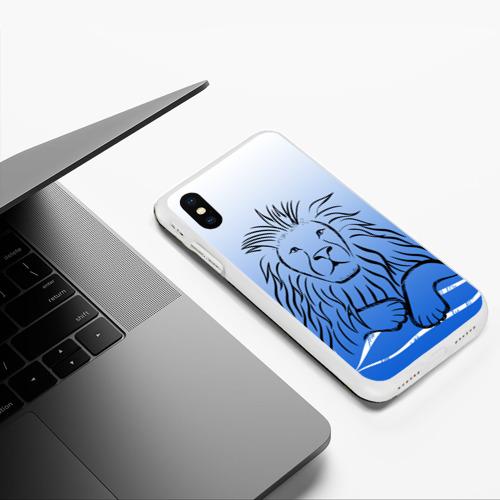Чехол для iPhone XS Max матовый MY KINGDOM Фото 01