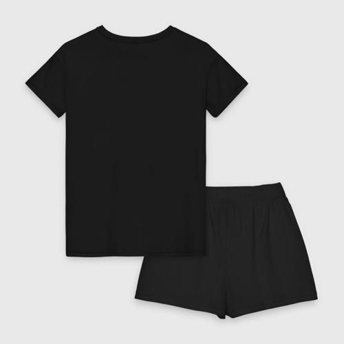 Женская пижама с шортиками хлопок Вторжение Рамена Фото 01