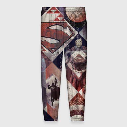 Мужские брюки 3D Супермен Фото 01
