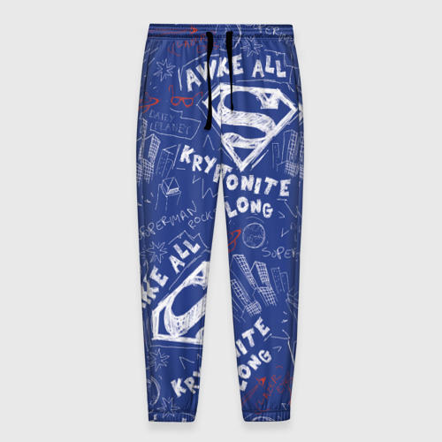 Мужские брюки 3D Awake all Фото 01
