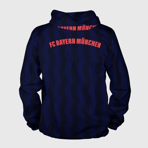 Мужская ветровка 3D FC Bayern Munchen Фото 01