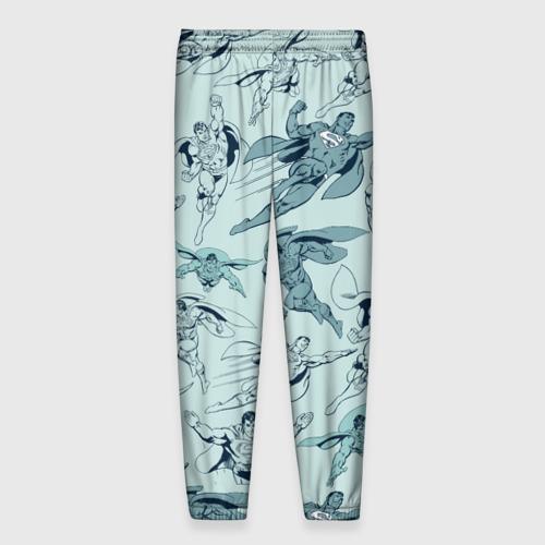 Мужские брюки 3D Superman Фото 01