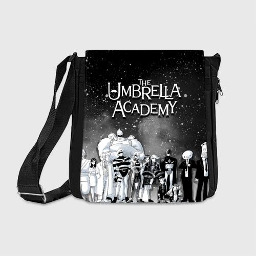 Сумка через плечо The Umbrella Academy Фото 01