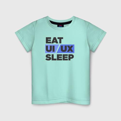 Eat UI UX Sleep