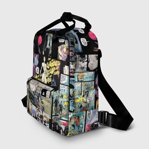 Женский рюкзак 3D Академия Амбрелла Фото 01