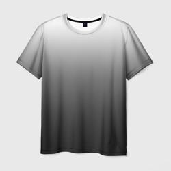 Черно-белый градиент