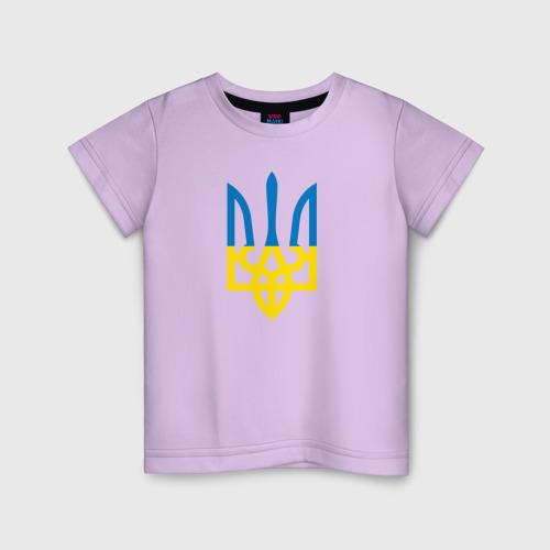 Детская футболка хлопок Герб Украины 98