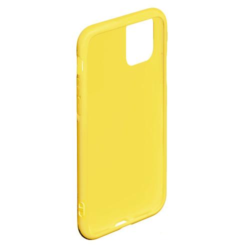 Чехол для iPhone 11 Pro Max матовый Миньон. Кевин Фото 01