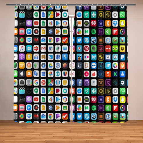 Iphone and Apps Icons